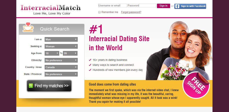 Interracial match making